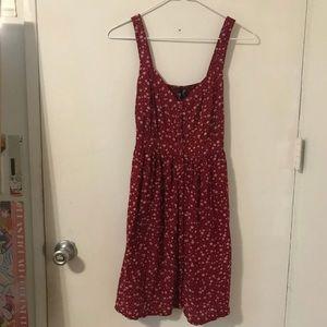 O'Neill red dress